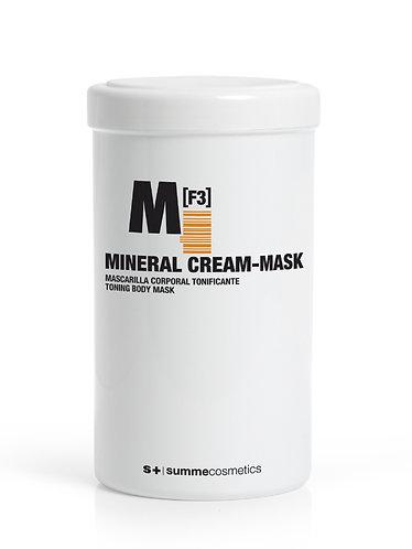 MINERAL CREAM - MASK