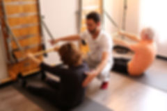 Pilates per la sclerosi multipla