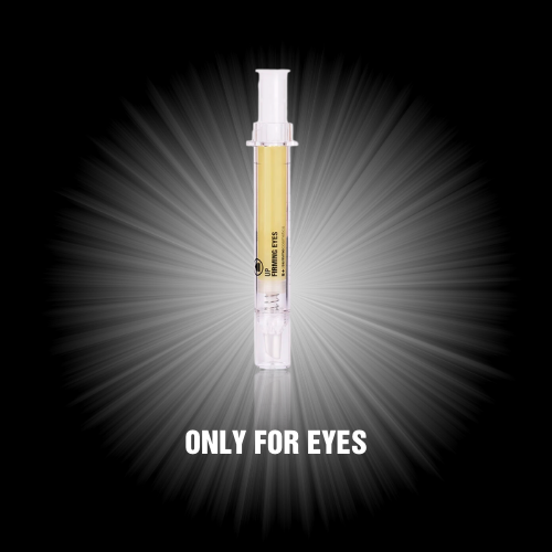 ONLY FOR EYES