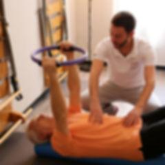 Pilates per la terza età