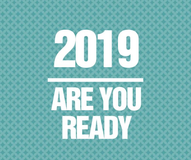 Eccoci belli e pronti ad affrontare con spirito frizzante questo nuovo anno!