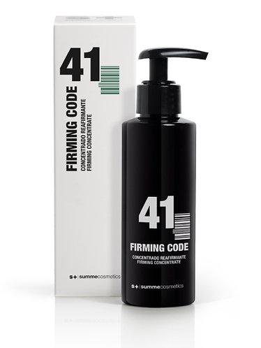 41 FIRMING CODE