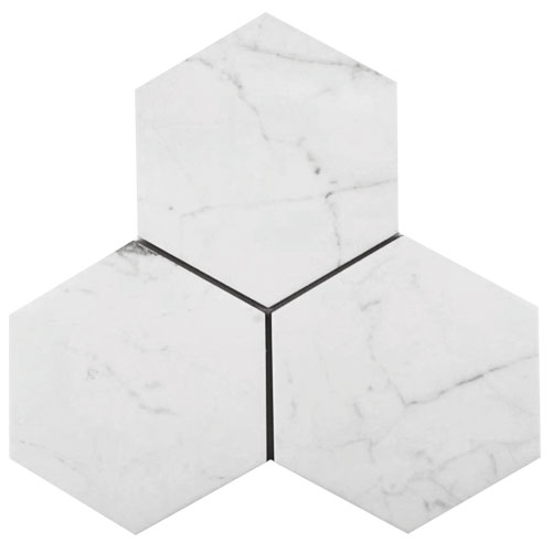 Hexagonal Marmo
