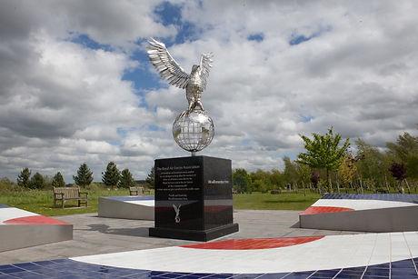 RAF Association Remembrance Garden - Nat