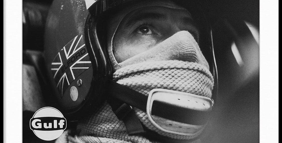 """Le Mans, Steve McQueen - Vintage Photo """"06"""""""