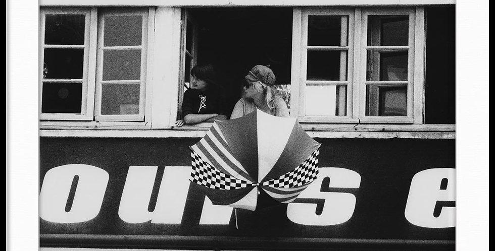 """Le Mans, Steve McQueen - Vintage Photo """"07"""""""