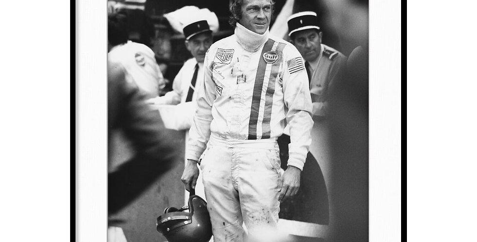 """Le Mans, Steve McQueen - Vintage Photo """"13"""""""