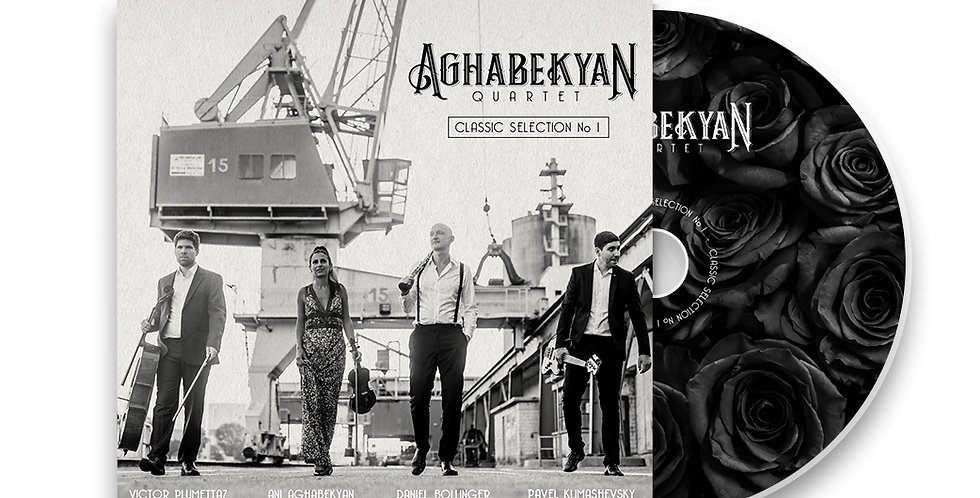 """""""Classic Selection No 1"""" by Aghabekyan Quartet"""