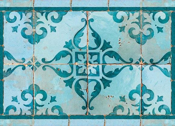 GUSTAV - turquoise