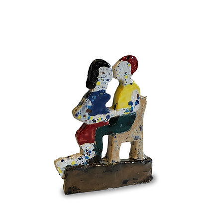 "Sculpture ""COUPLE FEELINGS"""