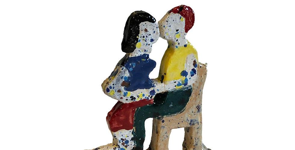 "Sculpture ""COUPLE FEELINGS"""