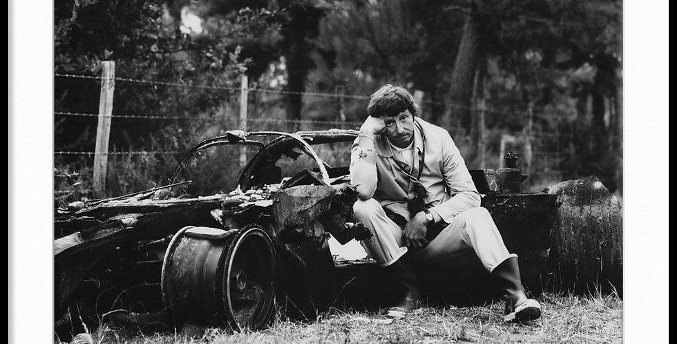 """Le Mans, Steve McQueen - Vintage Photo """"09"""""""