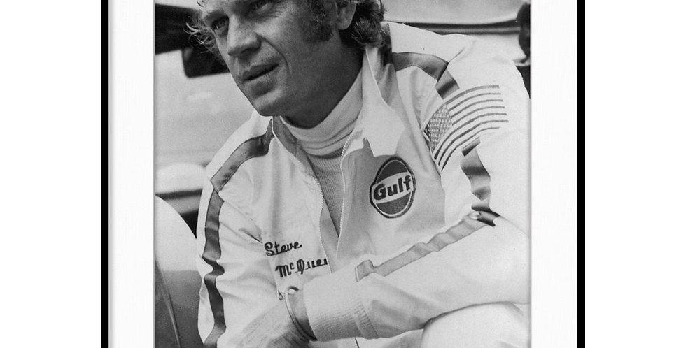 """Le Mans, Steve McQueen - Vintage Photo """"11"""""""