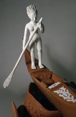 Row, Row, Row Your Boat, detail
