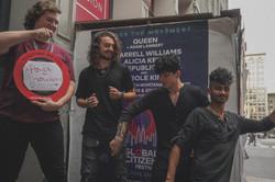 Band Photo 5 (Global Citizen 2020)
