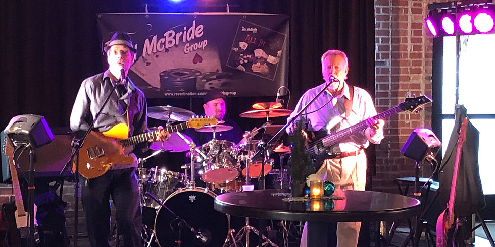 Will McBride Live