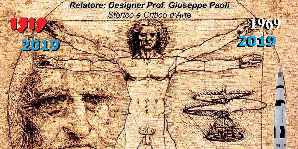 150° Anniversario Leonardo Da Vinci