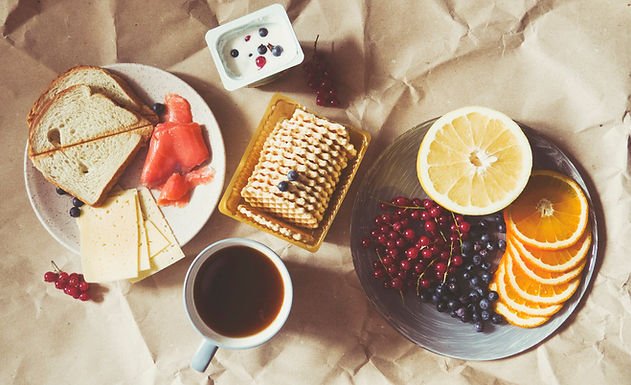 How to make a Swedish breakfast