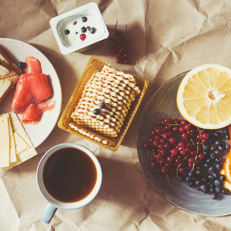 Penn North Breakfast