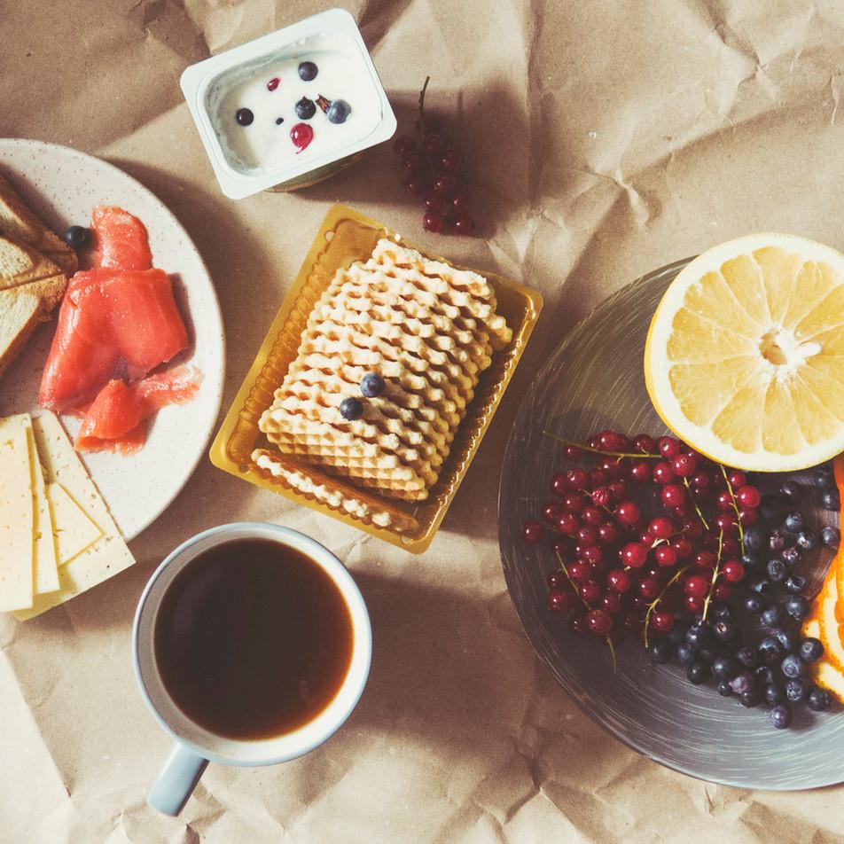 Desayuno Continental (Suspendido)