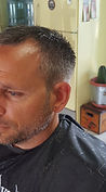 Get a beard trim at 9th Ave Barber Shop in St Pete, FL