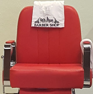 Your barber chair awaits at 9th Ave Barber Shop in St Pete, FL