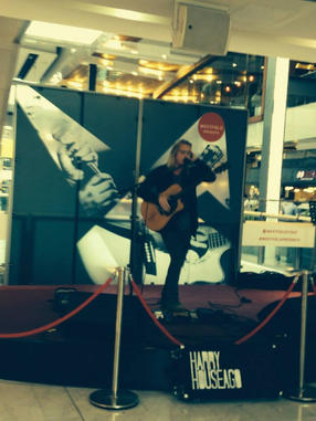 Corporate event at Westfield London