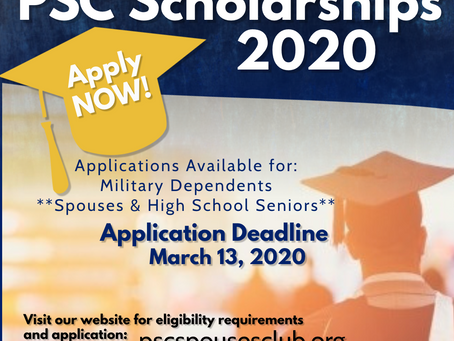It's Scholarship Season!!