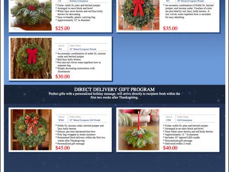 Wreath Sale 2018