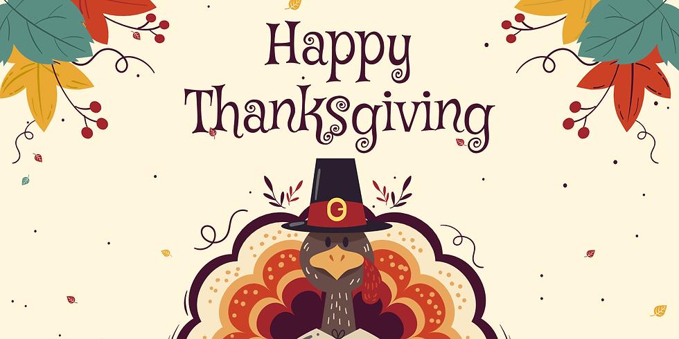 Dorm Potluck-Thanksgiving!