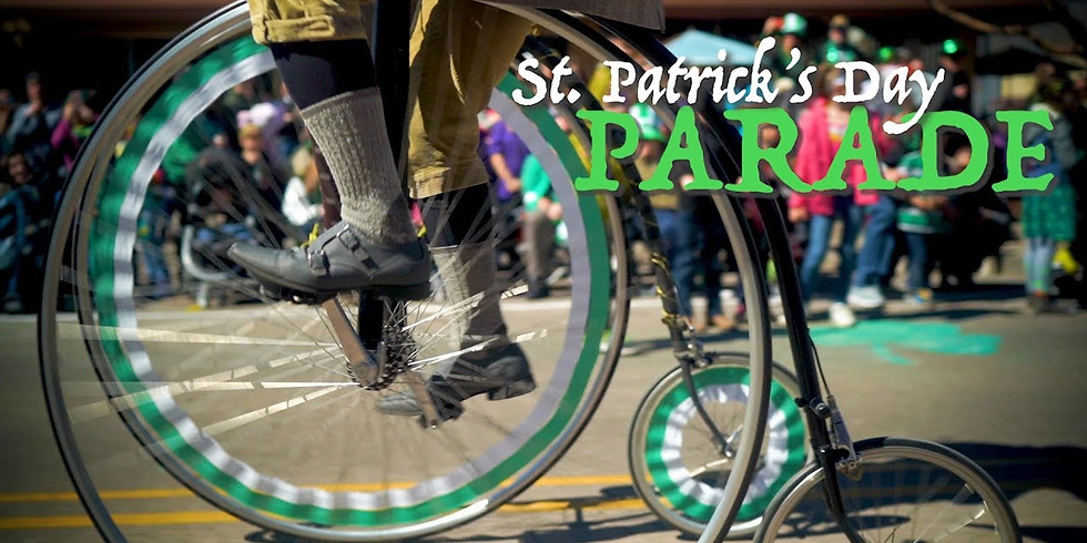 PSC St. Patrick's Day Event