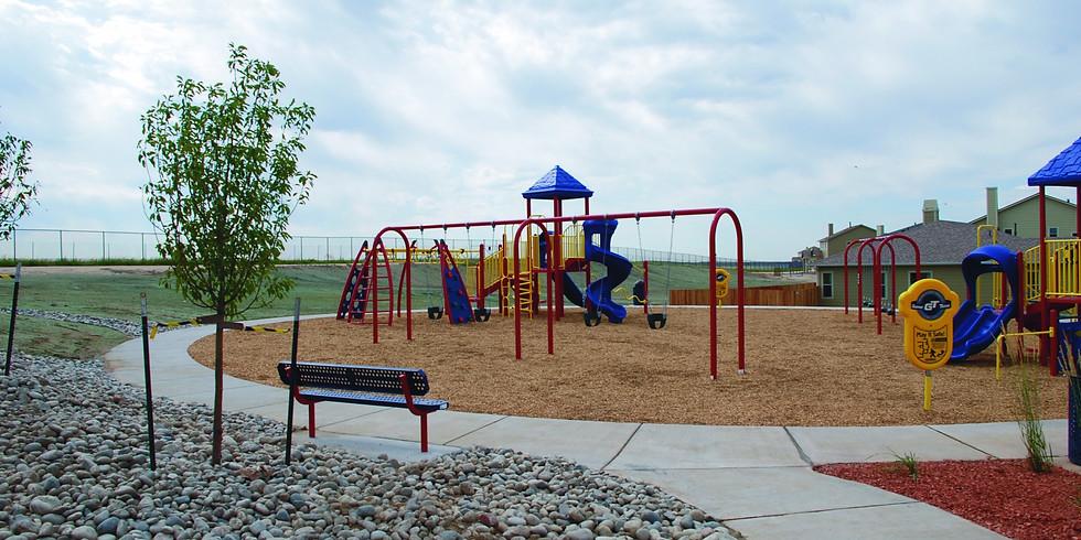 Playground Play @Schriever