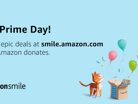 It's Prime Day! Shop and DO Good!
