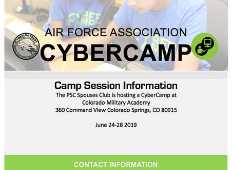 AFA CyberCamp 2019