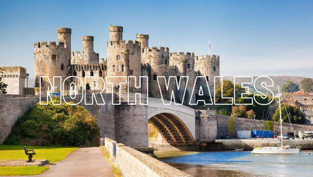 STAYCATION SERIES: North Wales