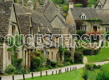 STAYCATION SERIES: Gloucestershire