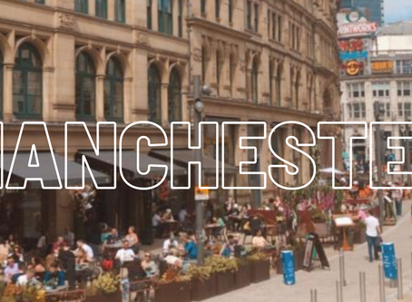 STAYCATION SERIES: Manchester