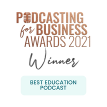 Podcasting for Business Awards Winner Badges.png