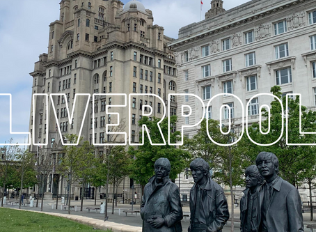 STAYCATION SERIES: Liverpool