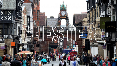 STAYCATION SERIES: Chester