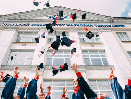 Dear Graduating Class of 2020...