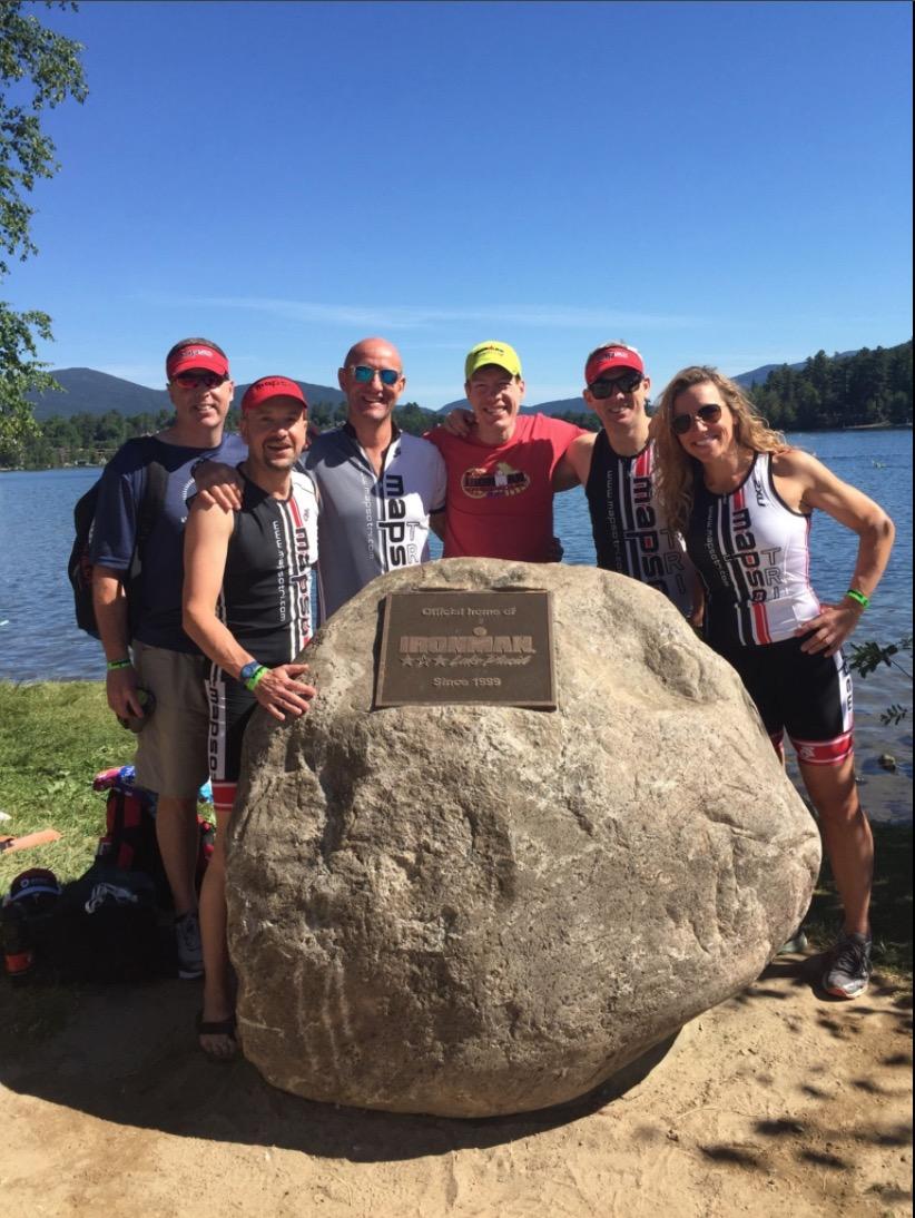 MAPSO Lake Placid Crew