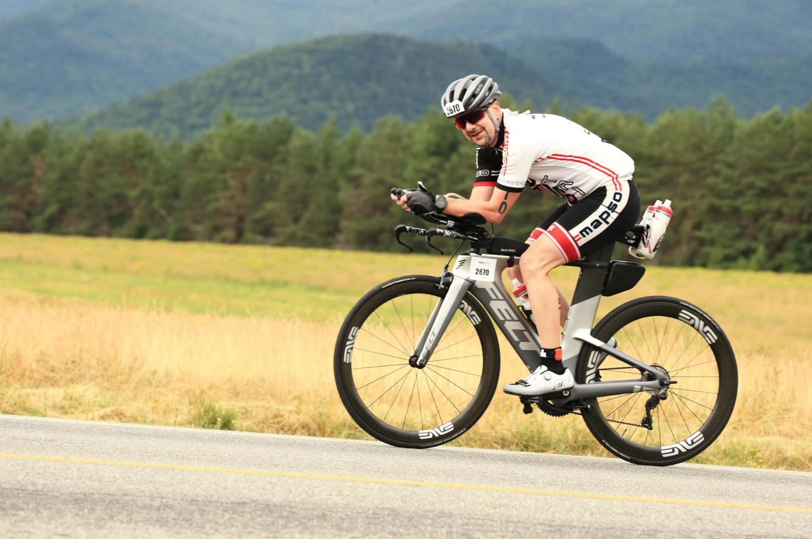 Wheels cycling at Quassy