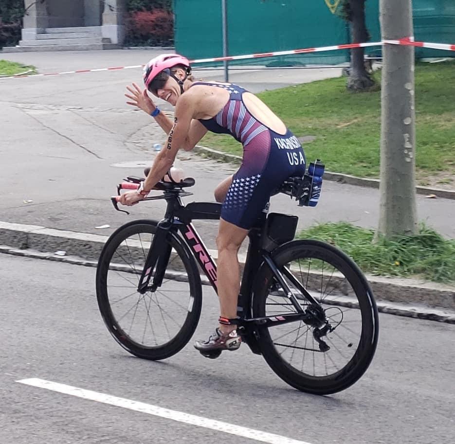 Chris ITU Bike