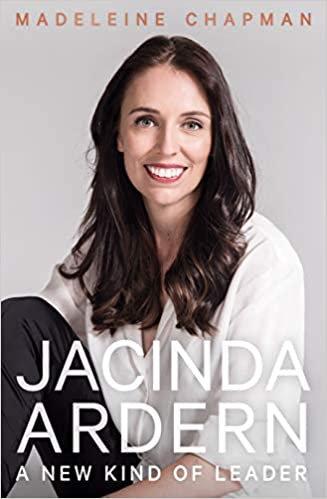 Jacinda Ardern by Madeleine Chapman