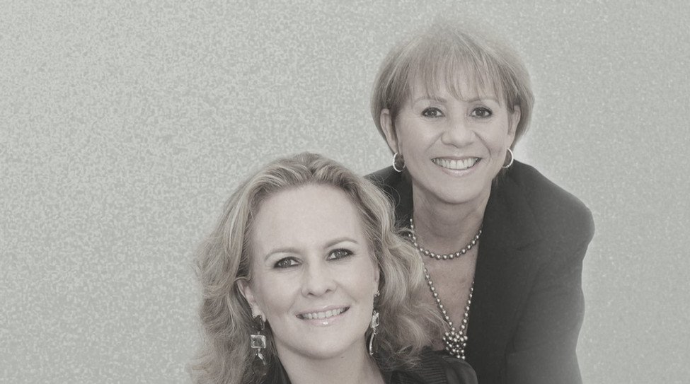 Patrícia Urizzi e Heloisa Betoni - Assessoras