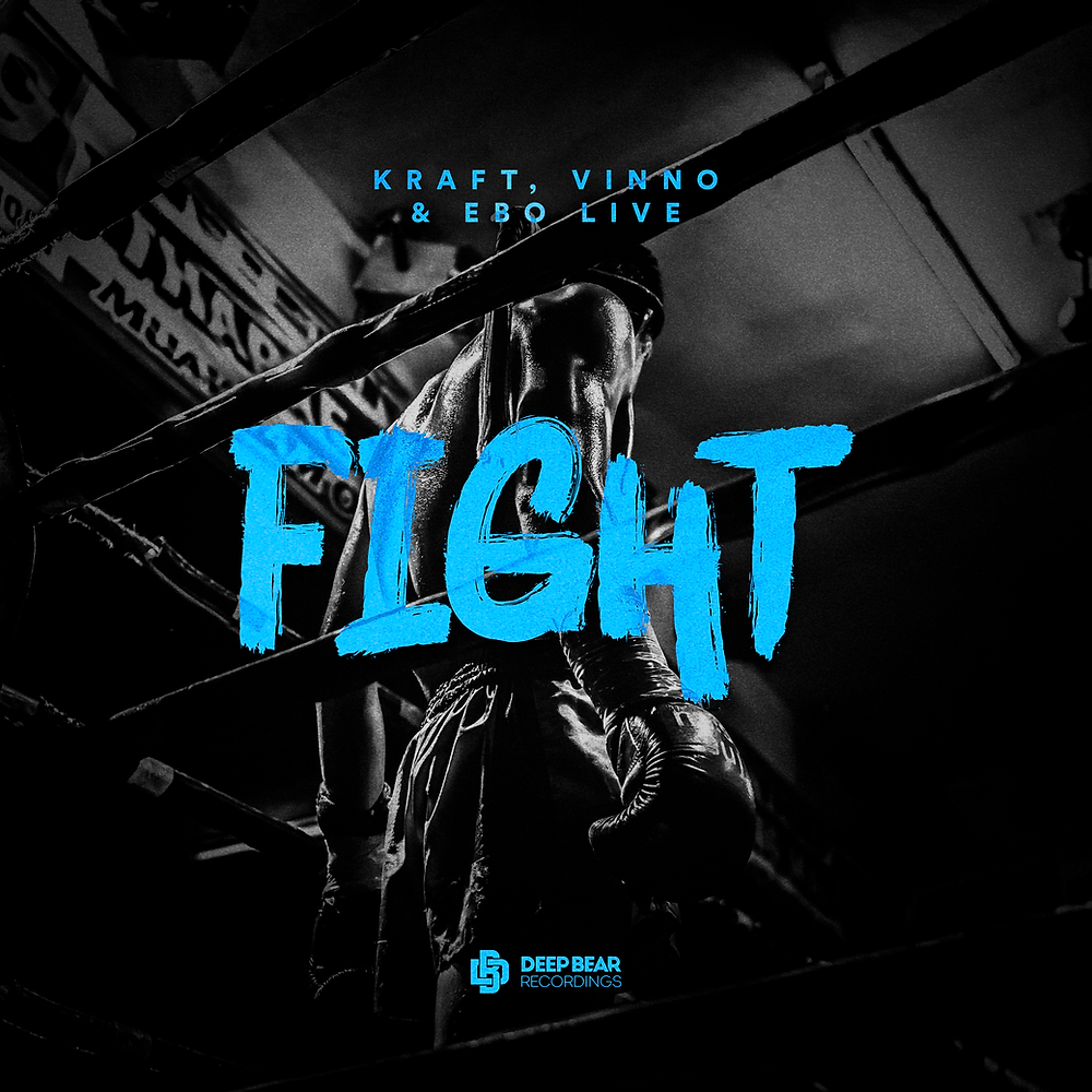 KRAFT, VINNO & EBO Live - FIGHT