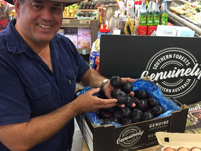 PERTH SHOPPERS SEEK GENUINE FRESH LOCAL PRODUCE FROM GREENGROCERS