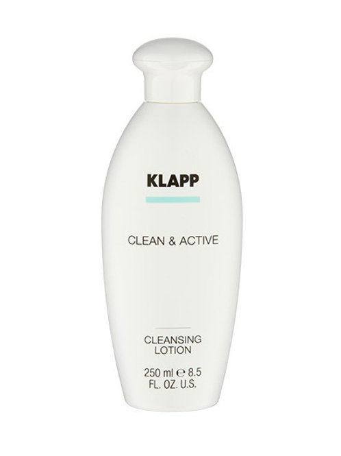CLEANSING LOTION 250ml - CLEAN & ACTIVE