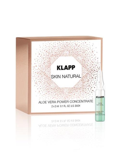 SKIN NATURAL Aloe Vera Power Concentrate - 2 X 2ml